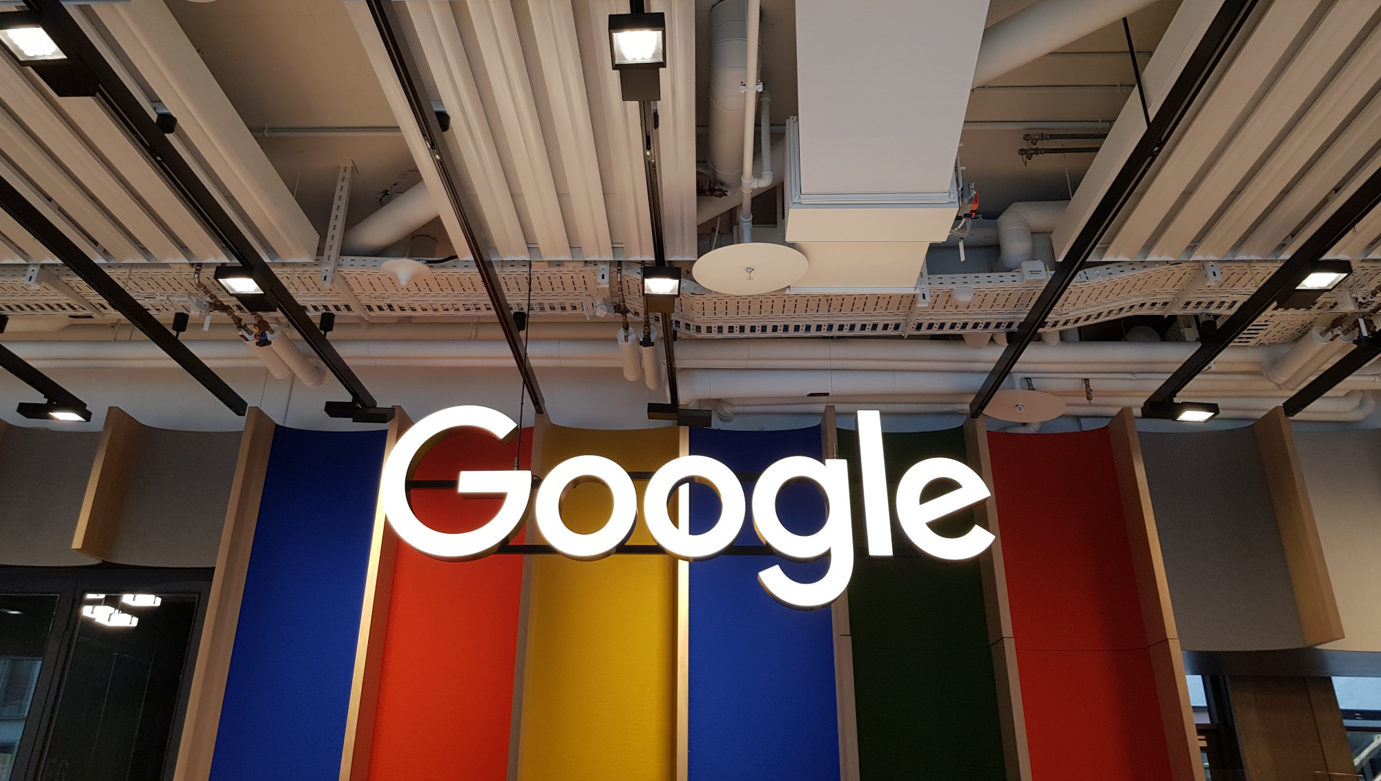 Google Zurich Reception