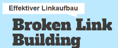 Broken Link Building Header