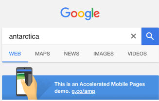 Accelerated Mobile Pages - AMP