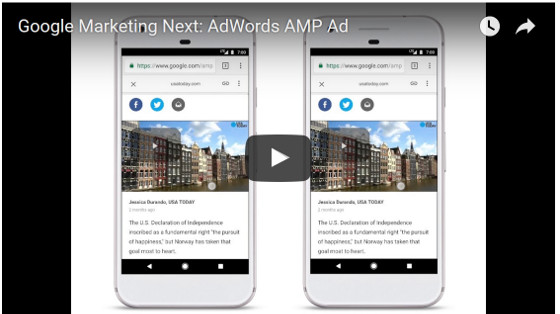 Google: Umwandlung von Display-Ads nach AMP