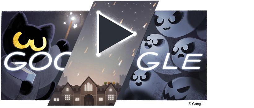 Google Geisterspiel
