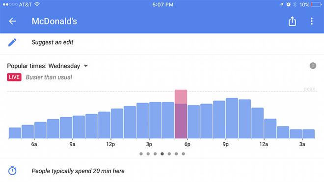 Google Map App Ios on