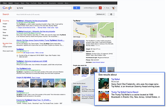 Knowledge Graph: SERP