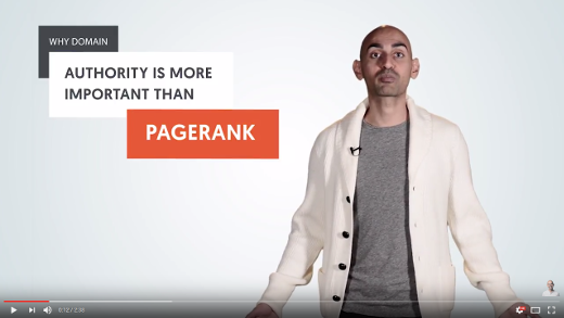 Neil Patel: Domain Authority wichtiger als PageRank