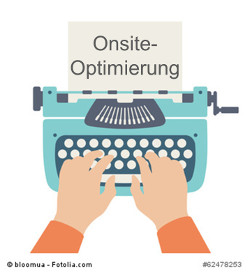 Onsite-Optimierung
