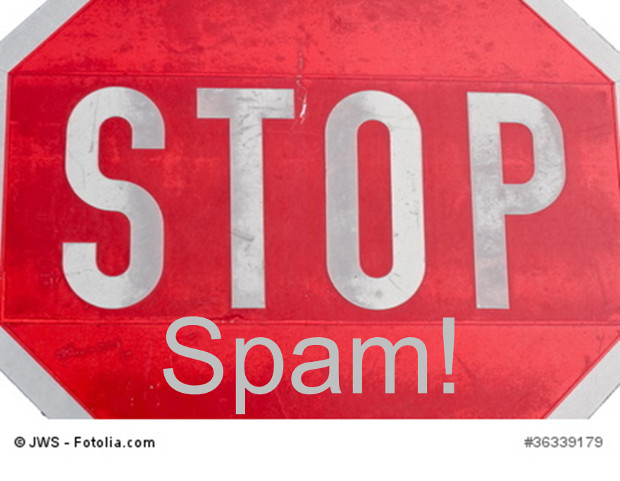 Stop Spam!