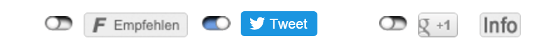 Twitter Share-Button ohne Shareanzahl