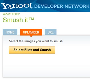 Yahoo Smush.it