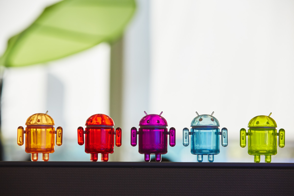 Android-Bots