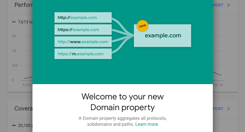 Domain Properties