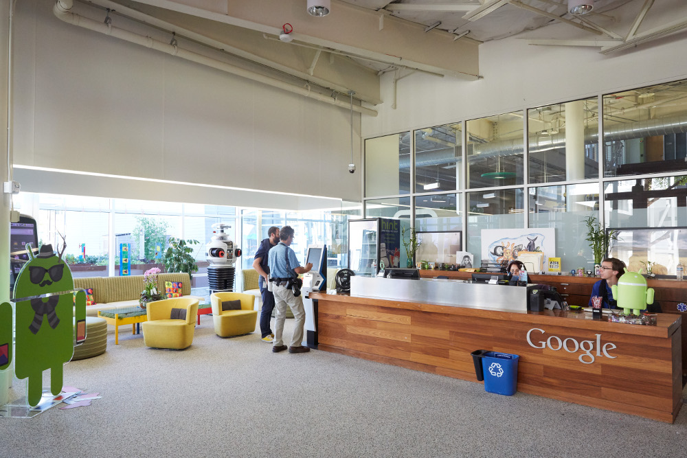 Google Foyer