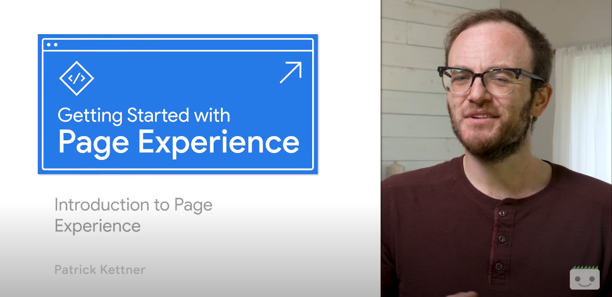 Google: Getting Started with Page Experience