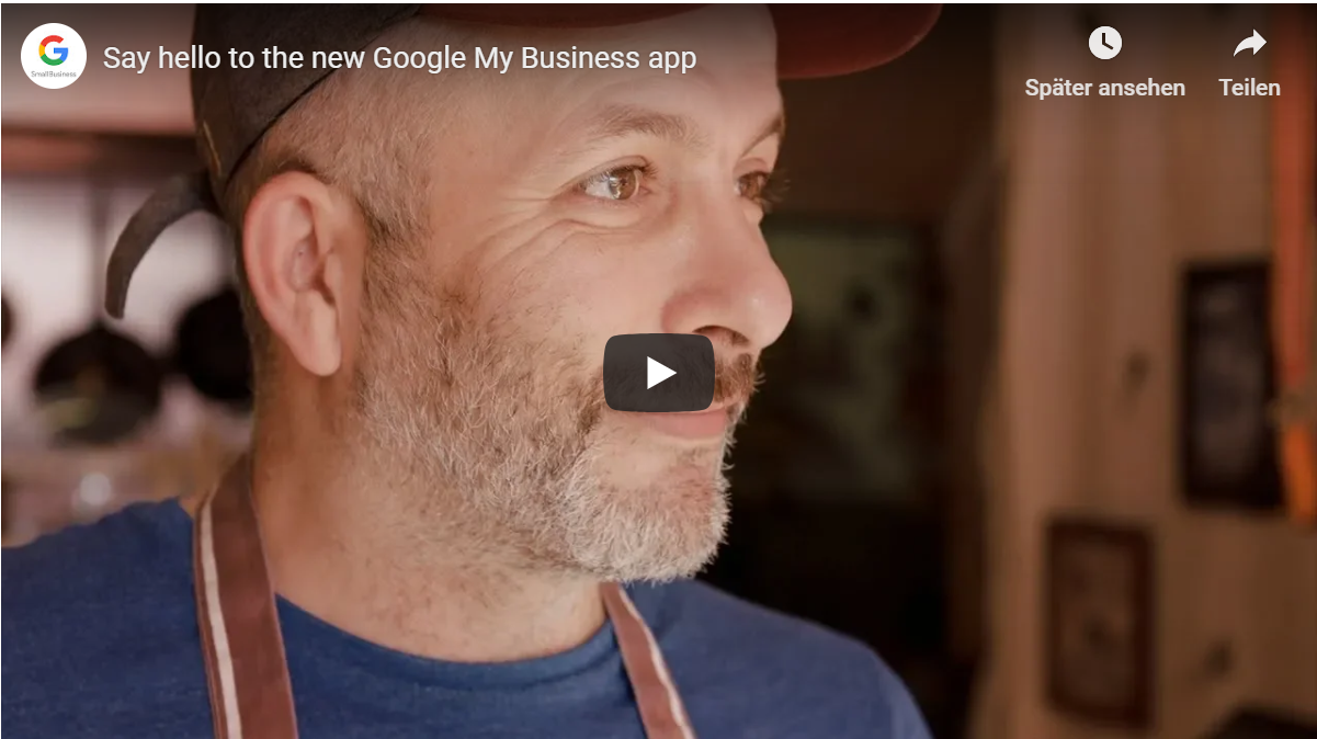Google My Business: neue App